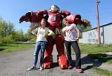 Hulkbuster z Avengersów... w Szczecinie. Wstąpił do Ligi Superbohaterów