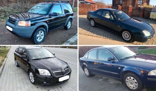 Zobacz najnowsze oferty samochodów używanych do 10 tys. zł w Małopolsce >>>