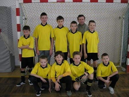 SP Konarzyny zwyciężyła w turnieju.