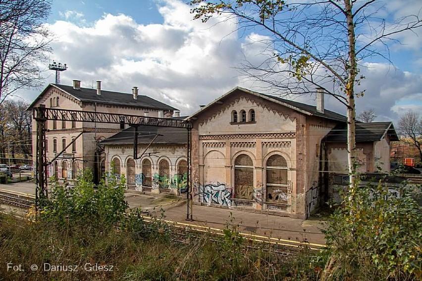 Dworzec kolejowy Wałbrzych Szczawienko