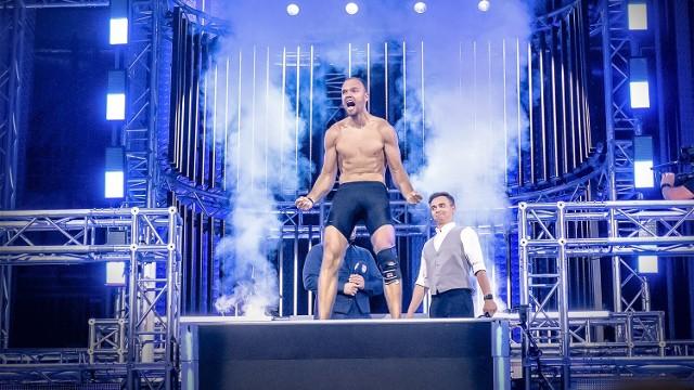 "Wojtek Borkowski w finale 4. edycji ""Ninja Warrior""!"