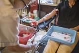 Oleśniczanie oddali krew w oleśnickiej szkole