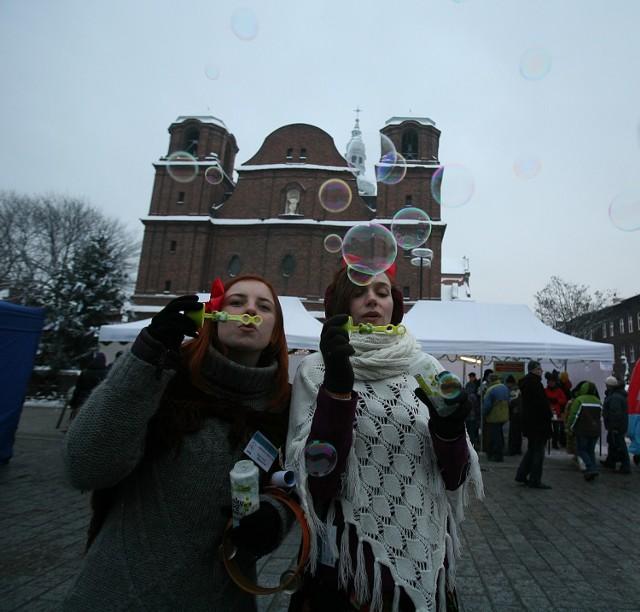 Jarmarki Świąteczne Katowice