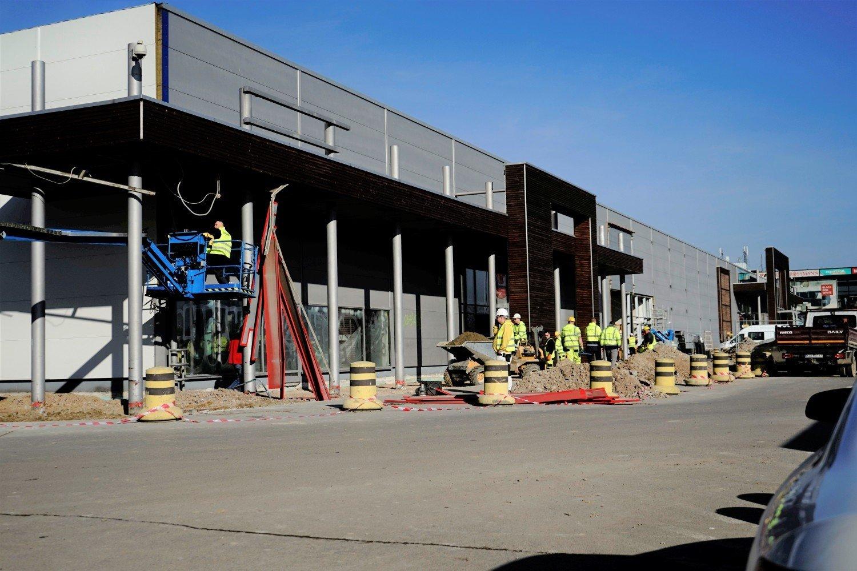 Wiemy Kiedy Otwarcie Nowej Castoramy W Rzeszowie Powstaje W Budynku Po Tesco Extra Prace Trwaja To Juz Niedlugo Rzeszow Nasze Miasto