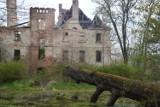 Dawna perła architektury, dziś jest zarośnięta ruiną! Pałac w Studzieńcu pod Zieloną Górą jest w opłakanym stanie. Zajrzeliśmy do środka
