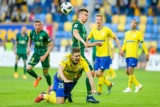 Arka Gdynia chce zostawić serce i wątrobę na boisku. W meczu ze Śląskiem Wrocław to konieczność