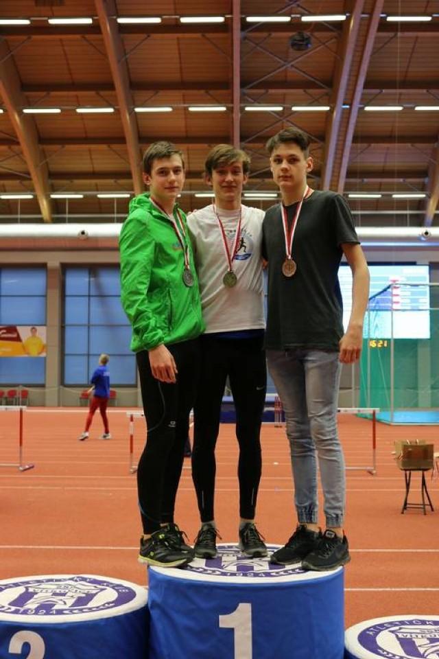 Jastrzębie: lekkoatleci zdobyli w Ostravie medale