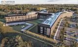 Nowy szpital miejski w Gliwicach. Zobacz, tak będzie wyglądał [WIZUALIZACJE]