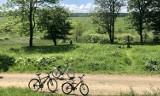 Szukasz pomysłu na rowerową wycieczkę po Beskidzie Niskim? Trasa z Jaślisk do Czeremchy cię zachwyci. To dawny trakt węgierski [ZDJĘCIA]
