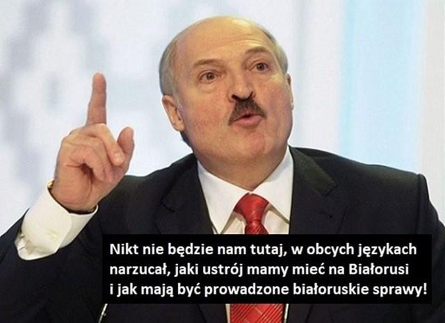 Internet komentuje wybory prezydenckie na Białorusi. Zobacz memy  Zobacz kolejne zdjęcia. Przesuwaj zdjęcia w prawo - naciśnij strzałkę lub przycisk NASTĘPNE