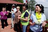 Babimost - Nądnia - Babimost, czyli rajd osób niepełnosprawnych i ich przyjaciół