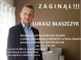 Zaginął Łukasz Blaszczyk