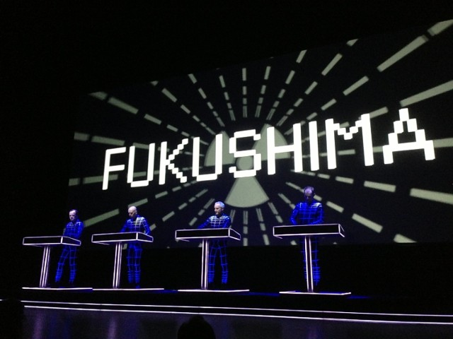 Kraftwerk - koncert w londyńskiej Tate Modern