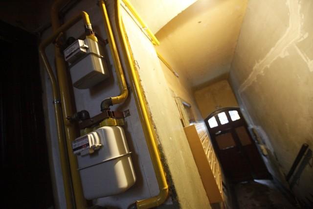 Trzeba było profilaktycznie zakręcić dopływ gazu do budynku... Z powodu lekkomyślności jednego z lokatorów mogło dojść do tragedii