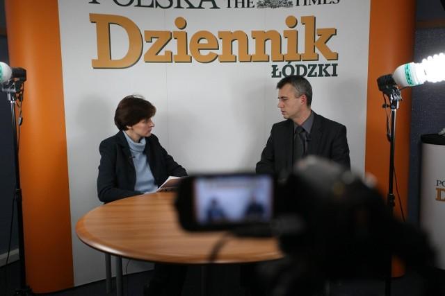 Z Pawłem Paczkowski, wiceprezydentem Łodzi, rozmawia Monika Pawlak.