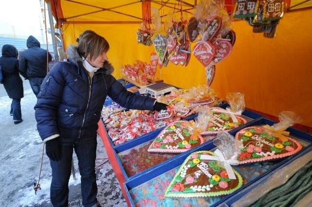 Słodycze są dobre na każdą okazję, także na walentynki
