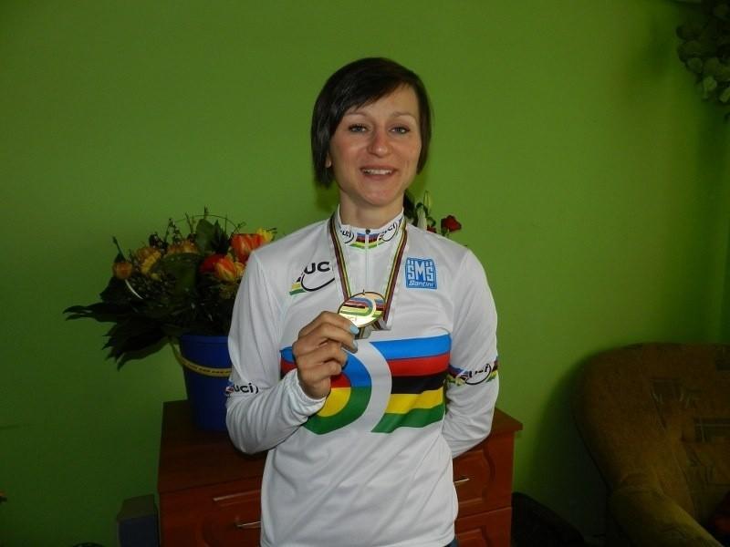 Katarzyna Pawłowska z UKS Jedynka Limaro Kórnik.