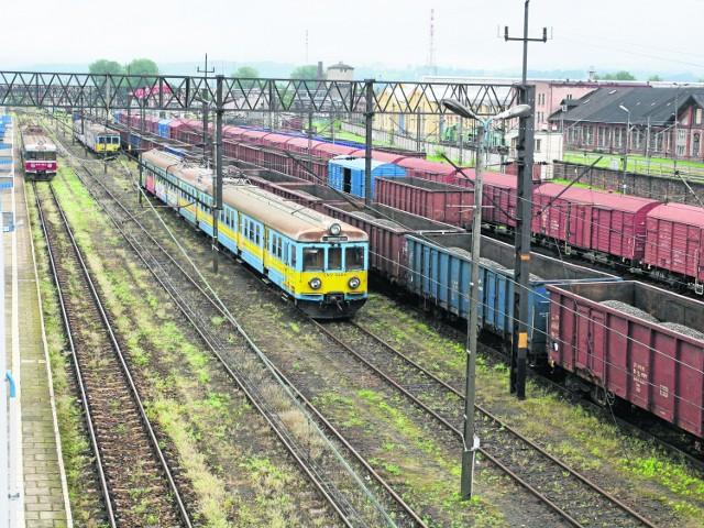Dzięki torom do Chabówki pociągi nie są już uwięzione na stacji kolejowej w Nowym Sączu