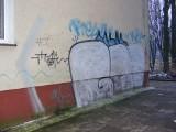 Gdynia: Policjantka przyłapała graficiarzy na gorącym uczynku