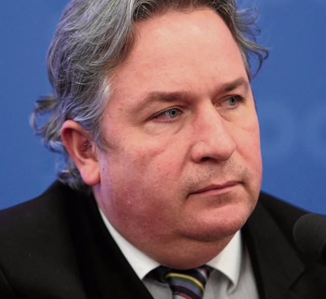 Poznaniak Piotr Barełkowski jest szefem spółki tworzącej konserwatywną Telewizję Republika
