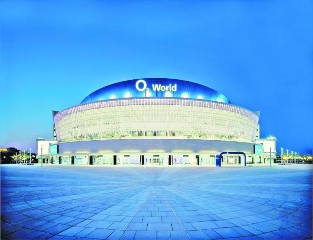 Berlińska hala O2 może pomieścić 16 tys. widzów. Obiekt w Warszawie miałby być większy, ale zarządzany i budowany w podobny sposób