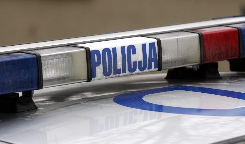 Lublin: Pchali ukradziony wózek torowiskiem