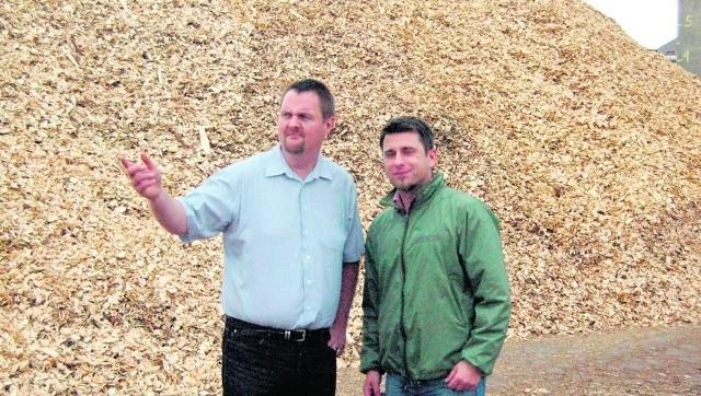 Steffen Zimny i Sebastian Fabiś, szef produkcji, uspokajają, że inwestycja będzie bezpieczna