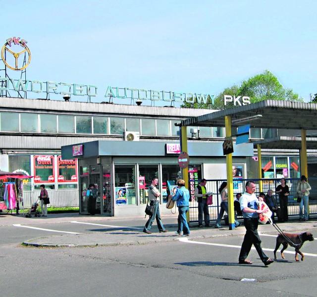 Teren dworca PKS od lat straszy wszystkich przyjezdnych