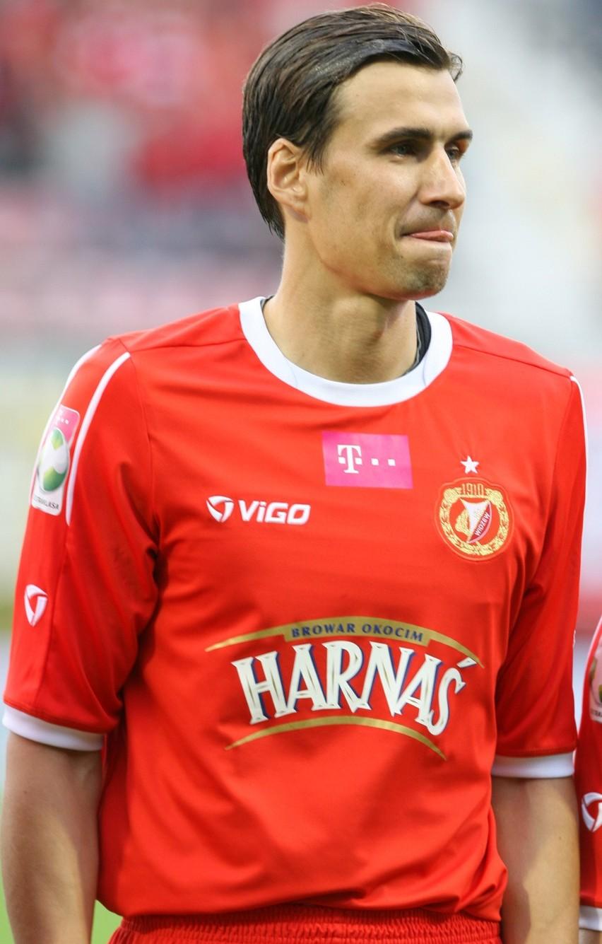 Biuniuk jest piłkarzem Widzewa Łódź