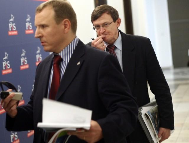 Jacek Kurski odszedł z Sejmu do Europarlamentu, podobnie jak jego klubowy kolega, Tadeusz Cymański