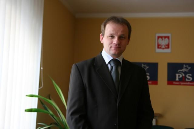 Zbigniew Dolata, poseł z Gniezna i dotychczasowy pełnomocnik PiS w Koninie