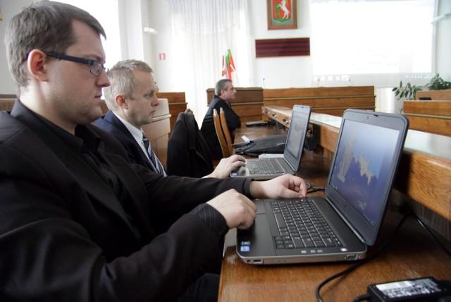 Lubelscy radni dostali służbowe laptopy