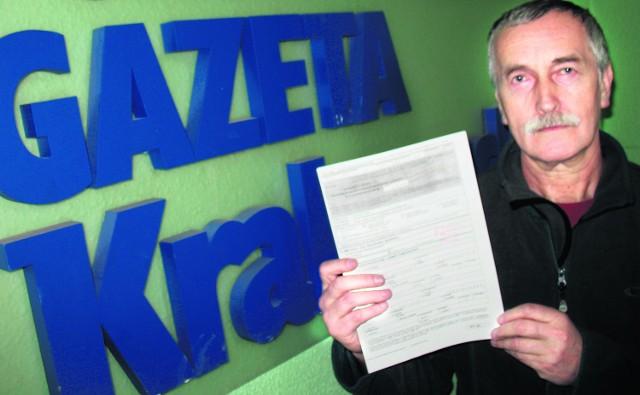 Informacje uzyskane od ekspertów pomagają przy wypełnianiu PIT - mówi pan Stanisław