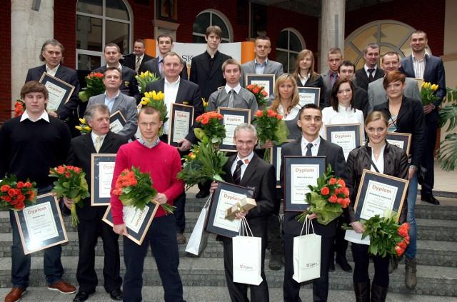 Laureaci konkursu na Sportowca Roku 2010