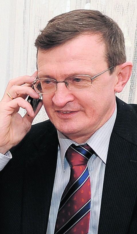 Europoseł  Tadeusz Cymański też miał wziąć udział w jubileuszu