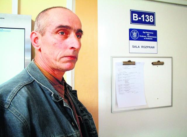 Eugeniusz Sokołowski żali się na służbę więzienną...