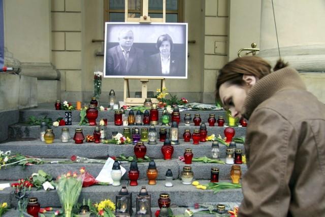 Druga rocznica katastrofy smoleńskiej w Lublinie
