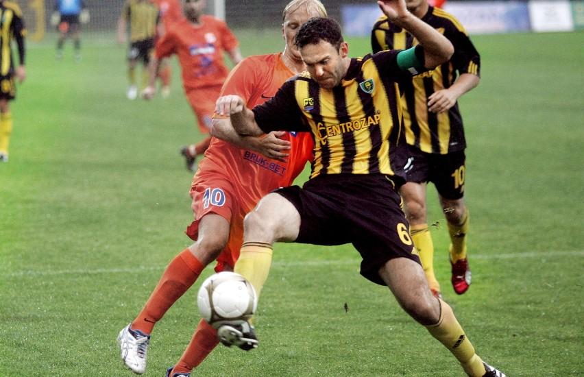 GKS Katowice przegrał w pierwszej kolejce z Termalicą 0:1