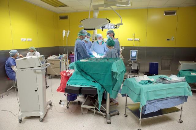 W nowych salach przeprowadza się 20 operacji dziennie