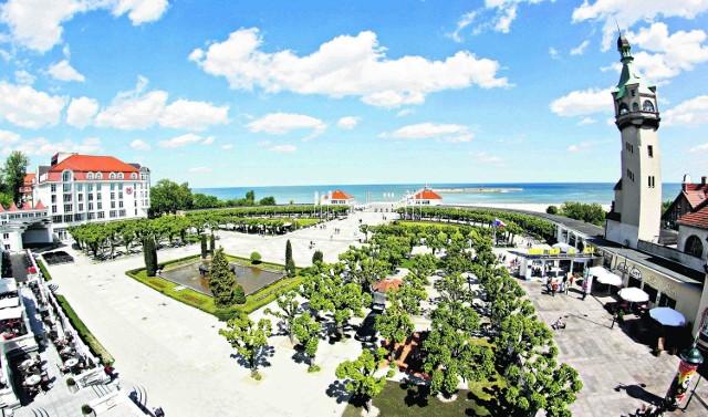 Spotkania w ramach forum organizowane będą na plaży i w Centrum Konferencyjnym