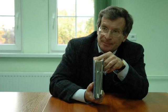 Witold Kulesza, kierownik Katedry Prawa Karnego Materialnego Uniwersytetu Łódzkiego