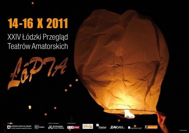W dniach 14-16 października 2011 odbywa się XXIV ŁóPTA (Łódzki Przegląd Teatrów Amatorskich).