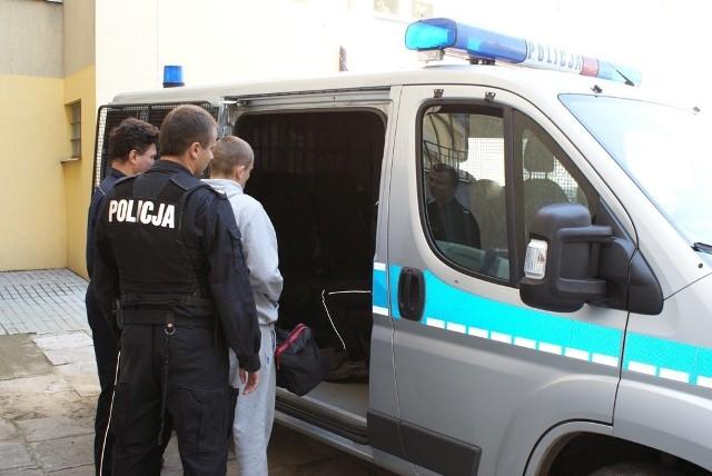 Sprawcy napadu wpadli w ręce policji