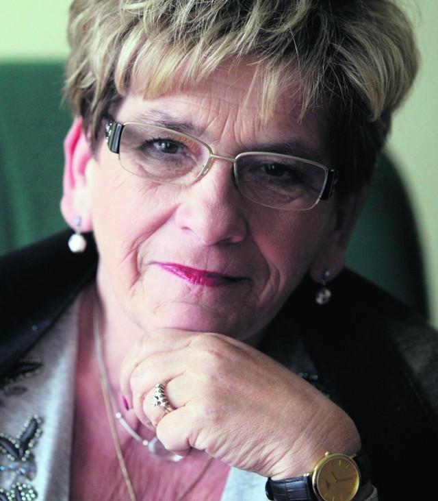 Barbara Kawińska jest dyrektorem od wtorku, 15 marca br.
