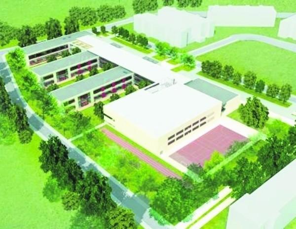 Całość obiektu zostanie oddana do użytku we wrześniu 2013