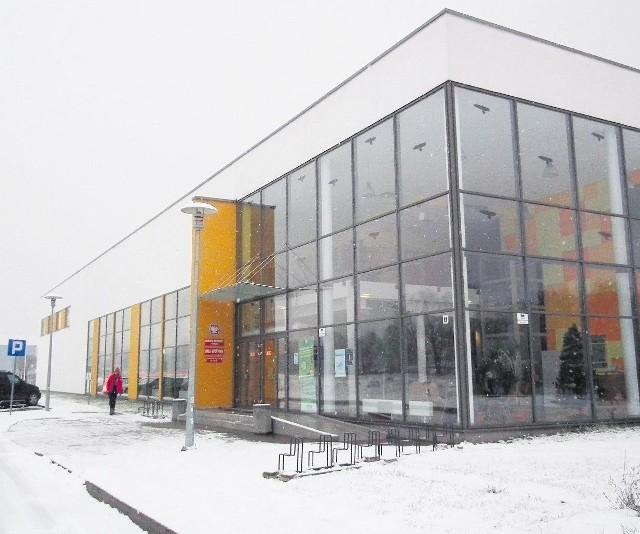 Budynek Centrum Kultury Fizycznej Uniwersytetu Przyrodniczego w Poznaniu oddano do użytku w 2008 r.