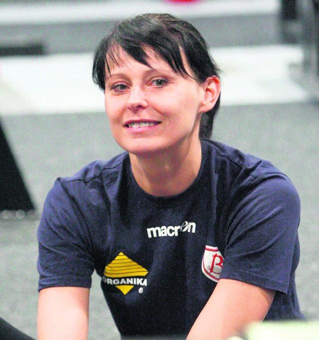 Joanna Mirek (Organika Budowlani Łódź)