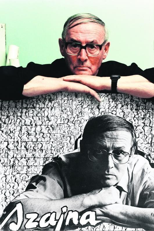 Józef Szajna (1922-2008) zrobił światową karierę dzięki swojemu ?teatrowi wizji?