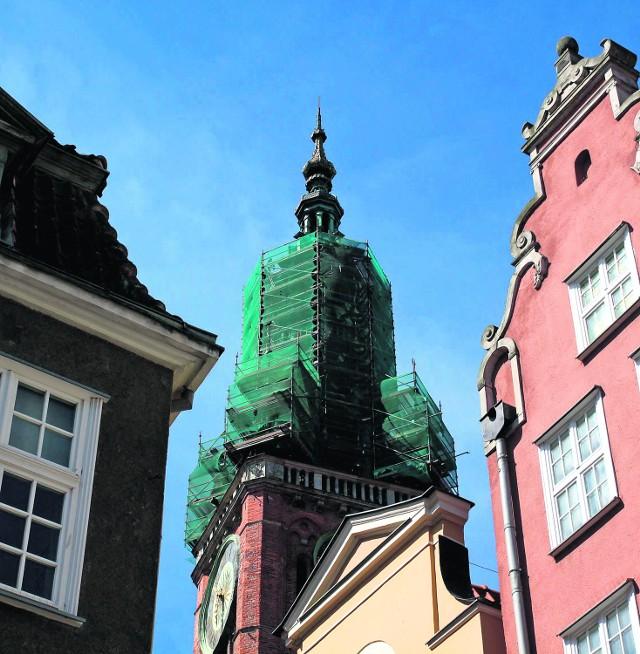 Ratusza Głównego Miasta w Gdańsku