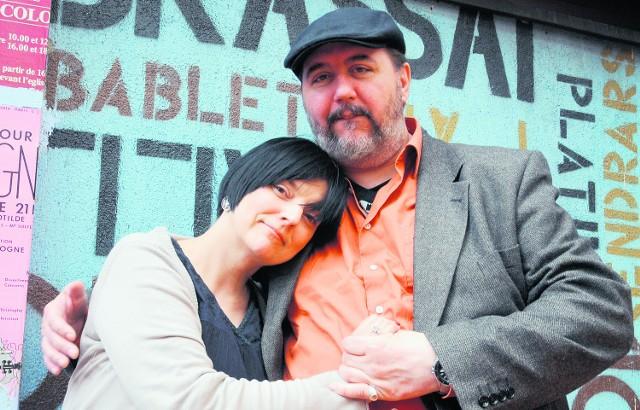 Anna i Darek są razem  19 lat, ślub wzięli 17 lat temu - w 1993 r. - w Krakowie